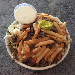 """Pittsburgher"" Salad"